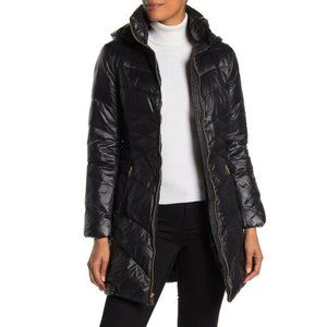 NWT Via Spiga Quilted Puffer Jacket